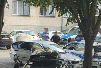 PUCNJAVA U CENTRU TREBINJA Policija uhapsila muškarca