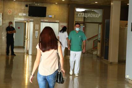 NESIGURNA EPIDEMIOLOŠKA SITUACIJA Raste broj zaraženih u Vojvodini