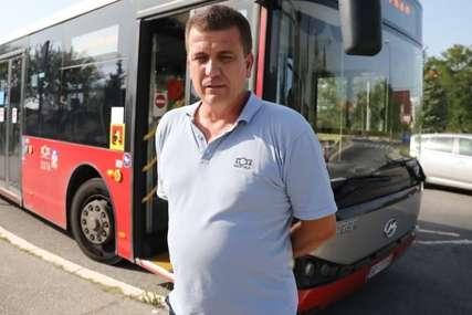 """""""Tražio sam majku, NIJE BILO NIKOGA"""" Vozač koji je našao dijete u busu u šoku, takvo nešto mu se nije desilo za 25 godina karijere"""