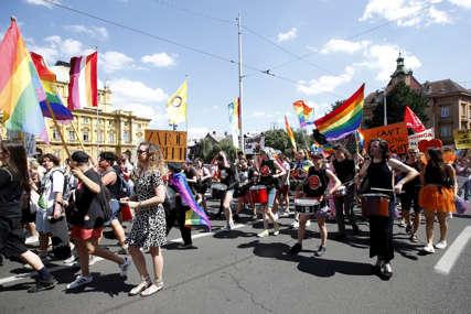"""""""Mi smo otvoren grad, slavimo sve razlike"""" U Zagrebu održana 20. Parada ponosa, prvi put prisustvovao i gradonačelnik"""