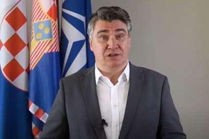 """""""Ozbiljne stvari se dešavaju u regionu"""" Milanović poručuje da je bio u dilemi da li da ide na Generalnu skupštinu UN"""