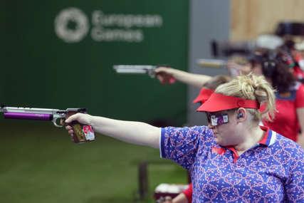 BEZ FINALA Arunović i Milanović završile kvalifikacije u disciplini 10 metara pištolj