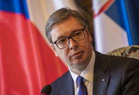"""Vučić komentarisao izjave hrvatskih zvaničnika """"Vodimo politiku budućnosti, ali nećemo zaboraviti stradanja Srba"""""""