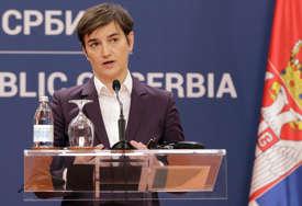 Brnabićeva apelovala na građane da se vakcinišu: Epidemiološka situacija se pogoršava iz dana u dan