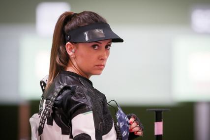 ARSOVIĆ U FINALU Reprezentativka Srbije u streljaštvu u borbi za medalju