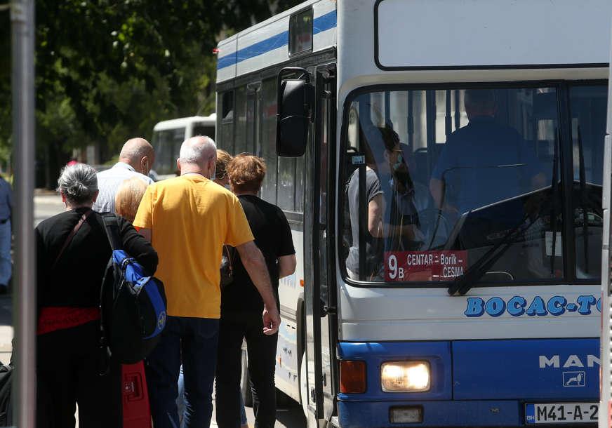 PLANIRANA SANACIJA SAOBRAĆAJNICE Autobusi prema Dragočaju i Ramićima će saobraćati po drugačijem rasporedu