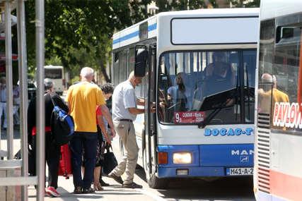 Čeka se odluka Skupštine grada: Od 1. avgusta mjesečne karte za penzionere trebaju biti 20 odsto jeftinije