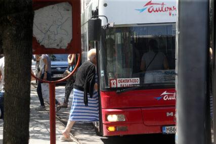 Podrška za penzionere: U petak počinje prodaja mjesečnih karata po novom cjenovniku u javnom prevozu