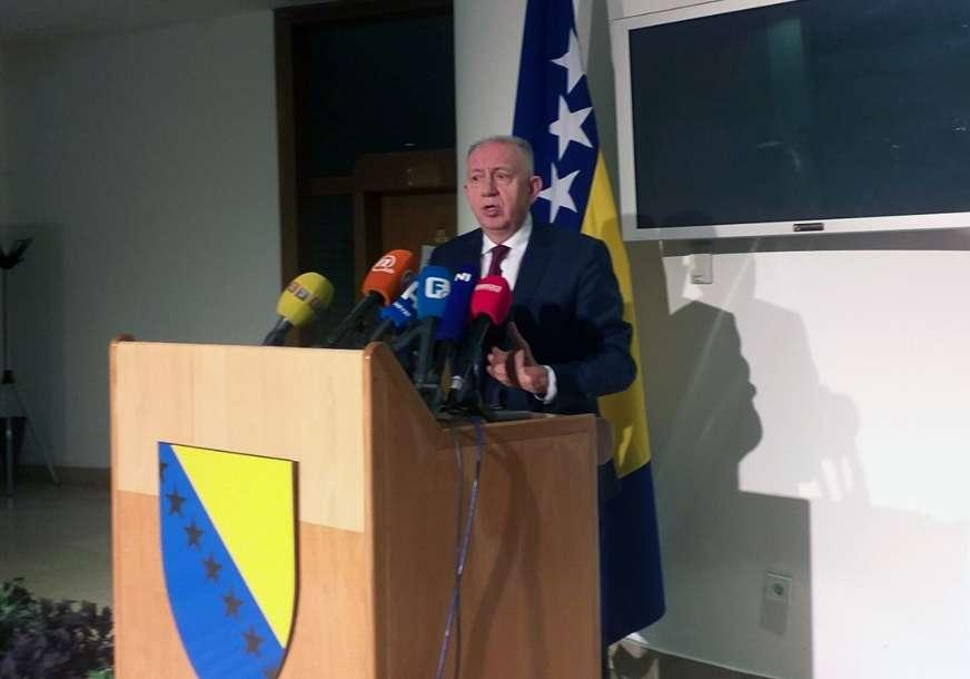 """Čolak o dopunama Izbornog zakona """"Prijedlog HDZ-a zahtijeva ograničene izmjene Ustava"""""""
