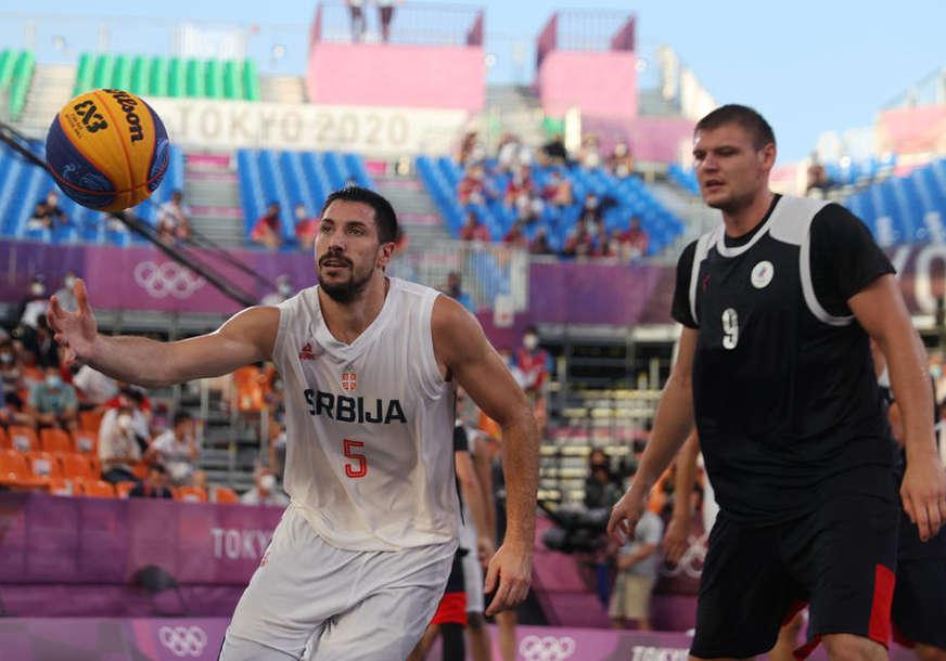 ČETVRTA MEDALJA Basketaši Srbije osvojili bronzu