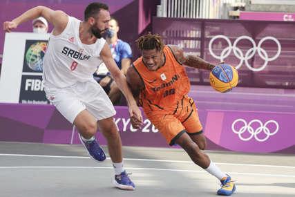 SRBIJA U POLUFINALU Basketaši nastavili niz pobjeda