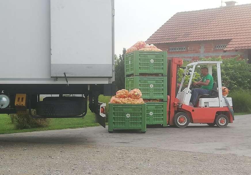 Organizovani otkup spas za poljoprivrednike: Bijeljinsko povrće na hrvatskim i slovenačkim trpezama