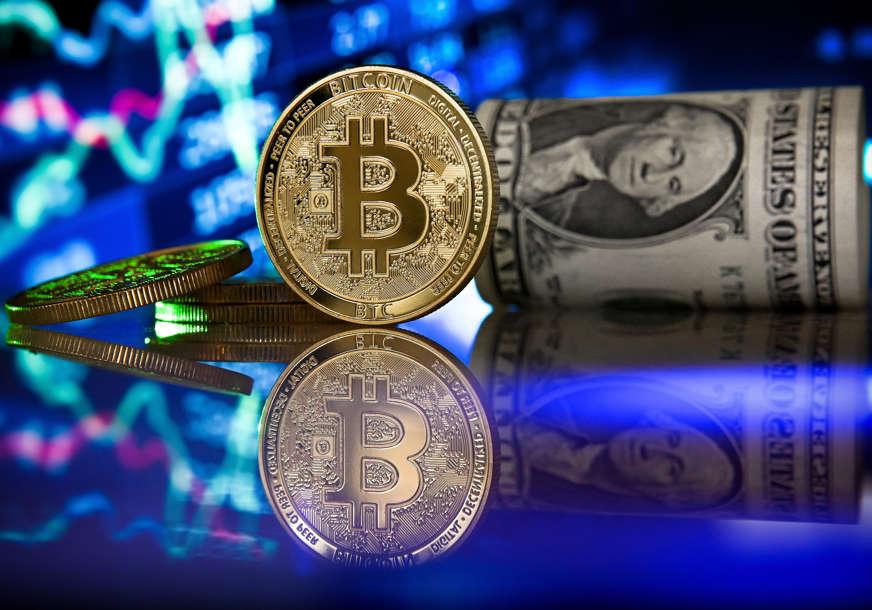 BITKOIN JUTROS Kriptovalute bilježe blagi trend rasta