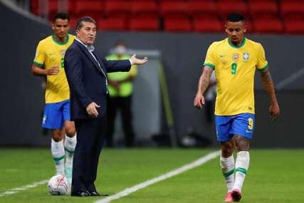 Remi Brazila u drugom kolu