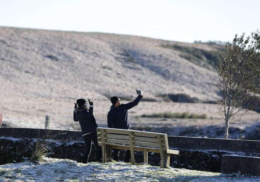 Istorijski hladni talas zahvatio Brazil, SNIJEG U 13 GRADOVA