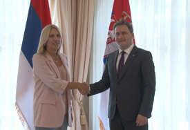 Ministar spoljnih poslova Srbije nakon sastanka sa Cvijanovićevom: Specijalne i paralelne veze Srbije i Srpske na ISTORIJSKOM MAKSIMUMU