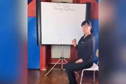 """""""Sjednite na šolju kao kauboj"""" Žene prave grešku i tako stvaraju problem, dr Tereza objasnila JEDINI ISPRAVAN NAČIN (VIDEO)"""