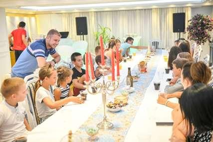 Mali znak pažnje: Stanivuković u svom domu ugostio djecu iz višečlanih porodica (FOTO)