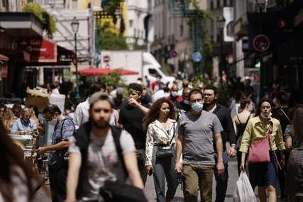 POVEĆANO INTERESOVANJE ZA VAKCINACIJU Francuzi pohrlili da zakažu termine nakon najave o mogućim restrikcijama