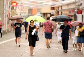 Nigdje bez kišobrana: Sutra oblačno vrijeme sa kišom