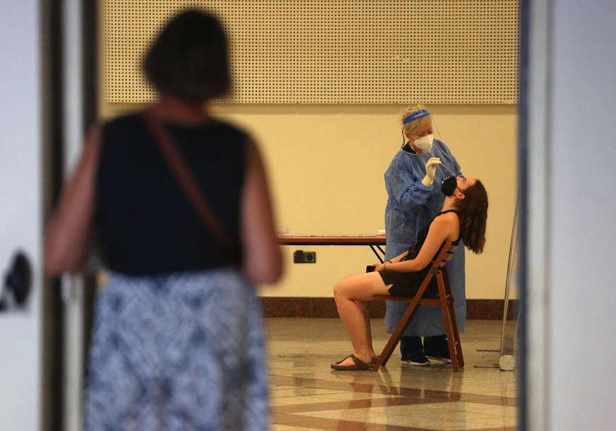 Grčka proširuje obavezu testiranja: Zaposleni u ugostiteljstvu i turizmu moraju biti negativni na koronu