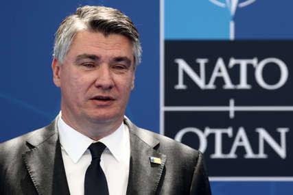 Prva zvanična posjeta nakon što je izabran za predsjednika: Milanović u BiH od 11. do 13. jula