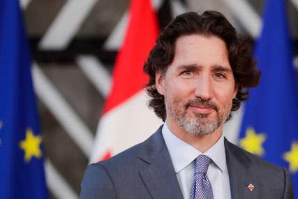 POZVAO NA POMIRENJE Kanadski premijer osudio paljenje crkava i vandalizam