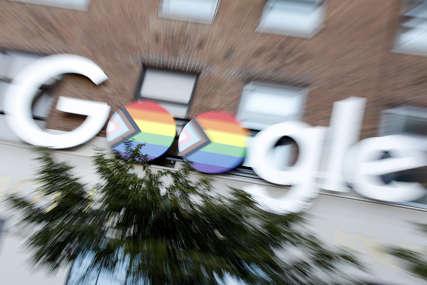 Prekršili zakon o ličnim podacima: Kazna Guglu od 34.500 evra: