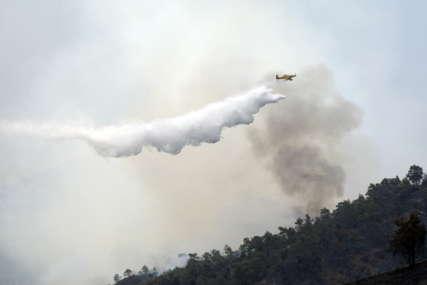 Veliki požar na Kipru pod kontrolom: Uhapšen muškarac zbog sumnje da ga je izazvao