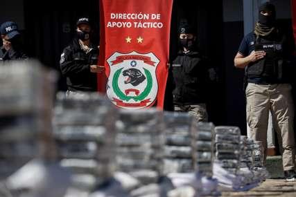 Postavljen novi rekord: Najveća zapljena kokaina u istoriji Paragvaja