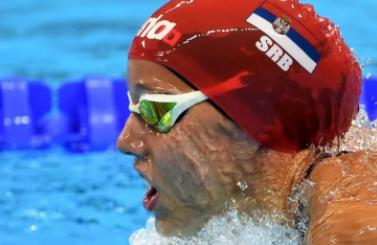 CREVAR BEZ POLUFINALA Srpska plivačica druga u grupi ali uzalud