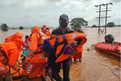 Kiša izazvala poplave i klizišta: Broj poginulih porastao na 159, evakuisano više stotina hiljada ljudi