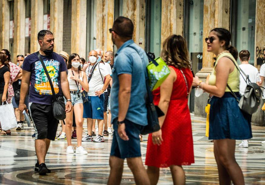 PREMINULO 17 LJUDI U Italiji registrovana još 5.143 nova slučaja korone