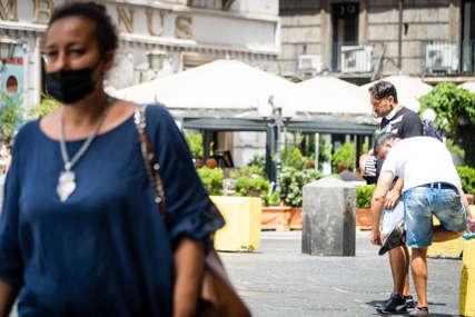 Od testiranih 165.269 ljudi: U Italiji više od 3.000 osoba pozitivno na koronu