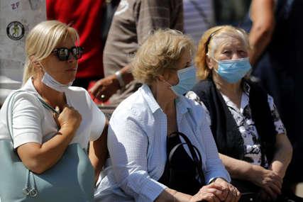 Epidemija u Sloveniji u porastu: Zaraženo još 144 ljudi, umro jedan pacijent