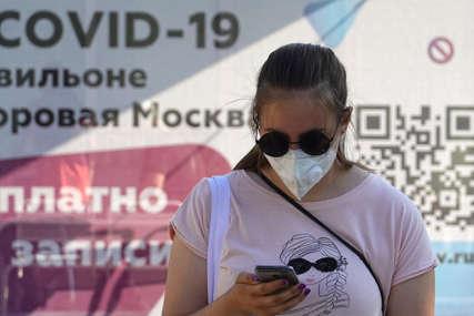 INOVATIVNO RJEŠENJE Privremene tetovaže sa kodom za ulazak u moskovske kafiće