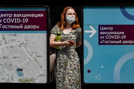 Zaraženo 25.000 ljudi: Rusija se i dalje bori sa korona virusom