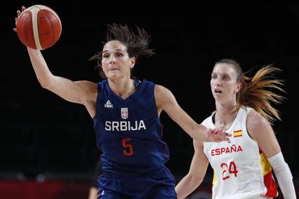 PORAZ SRBIJE Španija trojkama došla do trijumfa