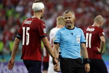 ODLUKA UEFA Holanđanin svira finale Evra