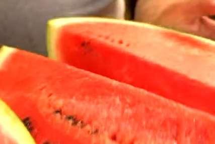 Jednostavan način da sačuvate svježinu lubenice