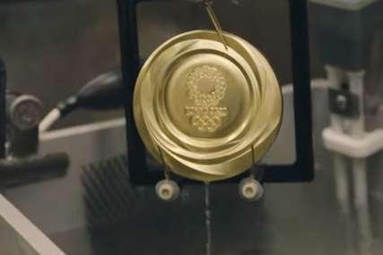 Učestvovala cijela nacija: Reciklirali 6,21 milion starih mobilnih telefona i pretvorili ih u olimpijske medalje