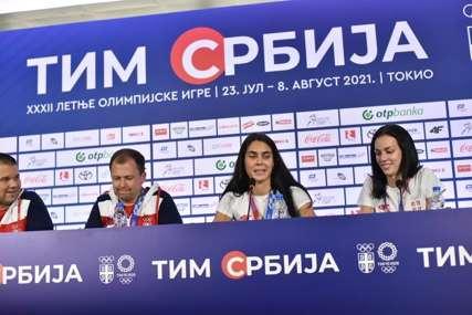 NAJLJEPŠI KRAJ KARIJERE Mandić: Nisam spremna za novi olimpijski ciklus