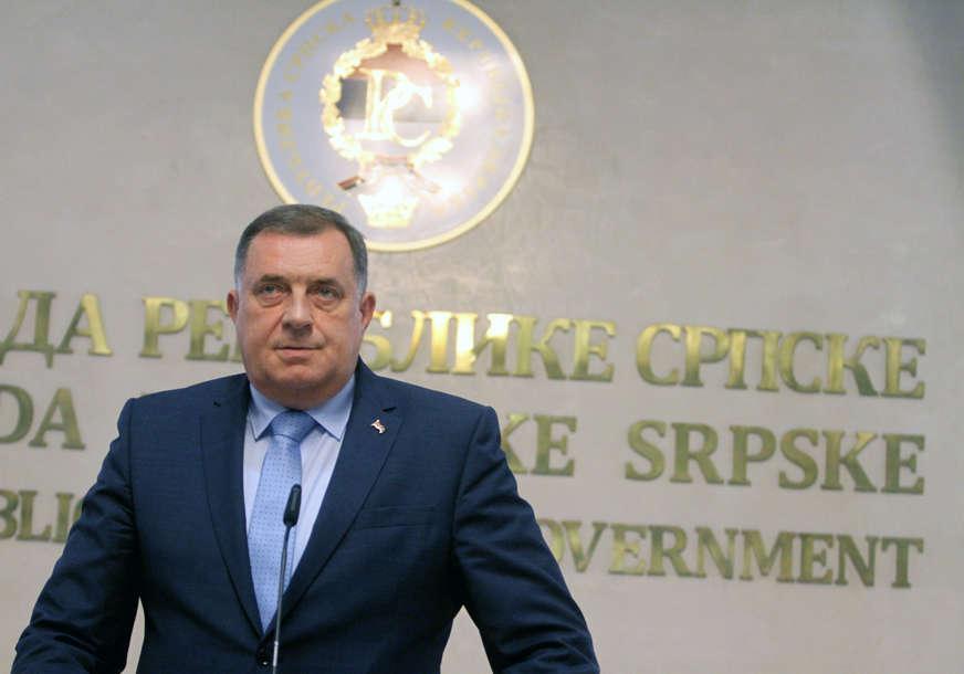 """""""Naša policija je već dobila nalog"""" Dodik poručio da će MUP Srpske spriječiti da SIPA hapsi građane u Srpskoj"""