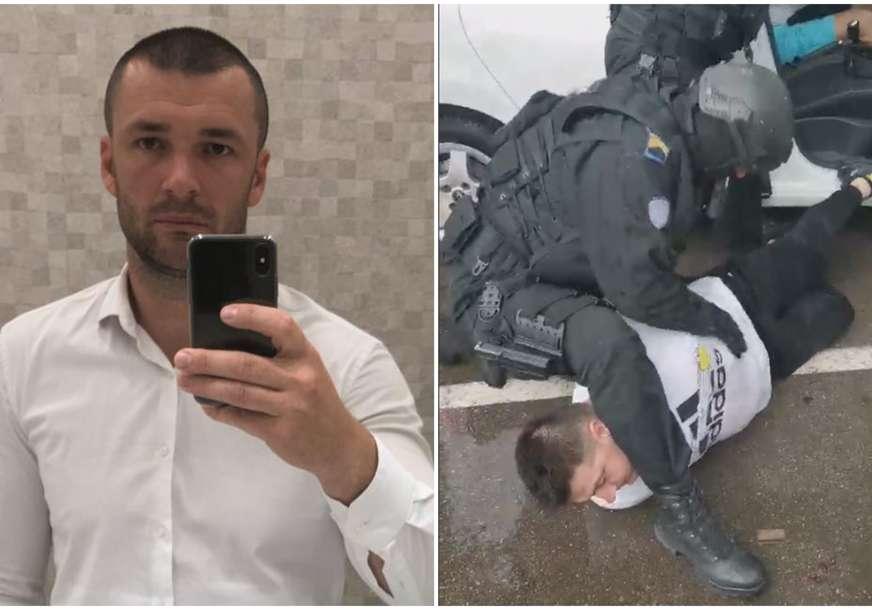 Ne smije napuštati Banjaluku: Inspektor MUP RS Mladen Milovanović pušten iz pritvora