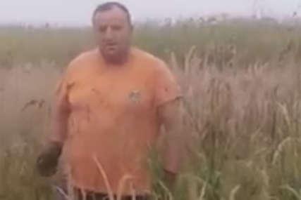 Miodrag Lončarević, novi direktor TORS, za SRPSKAINFO: Na snimku jesam ja, ali nisam bacao nikakvo smeće na obalu Drine (VIDEO)