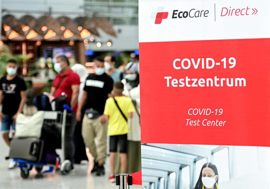 NJEMAČKA PRAVILA Svim putnicima od vikenda potreban dokaz o imunitetu