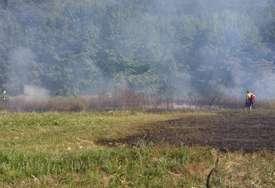 VATRA PRIJETILA KUĆAMA Vatrogasci ugasili veliki požar, apeluju na odgovornost građana