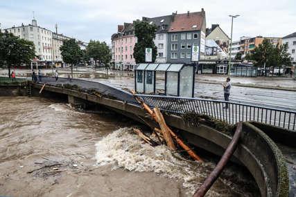 """""""Njihova sudbina kida naša srca"""" U poplavama u Njemačkoj i Belgiji poginulo najmanje 157 ljudi"""