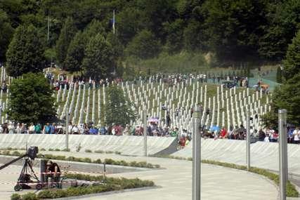"""Štab akcije """"Srebrenica 21"""": Komemorativni skup u Potočarima protekao mirno i bezbjedno"""