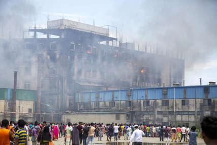 UHAPŠEN VLASNIK U požaru u fabrici stradale 52 osobe